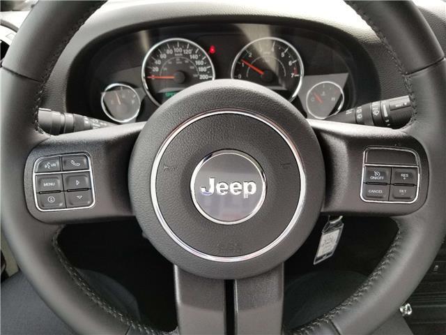 2018 Jeep Wrangler JK Unlimited Sahara (Stk: 19-543) in Oshawa - Image 11 of 13
