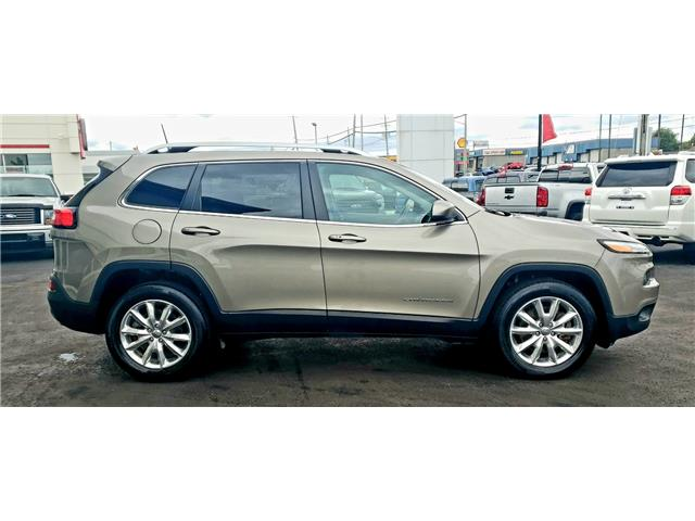 2016 Jeep Cherokee Limited (Stk: N19304A) in Timmins - Image 5 of 15