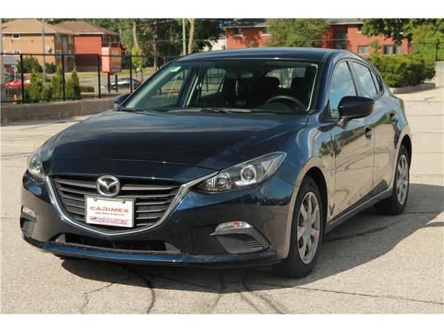 2014 Mazda Mazda3 Sport GX-SKY (Stk: 1906264) in Waterloo - Image 1 of 24