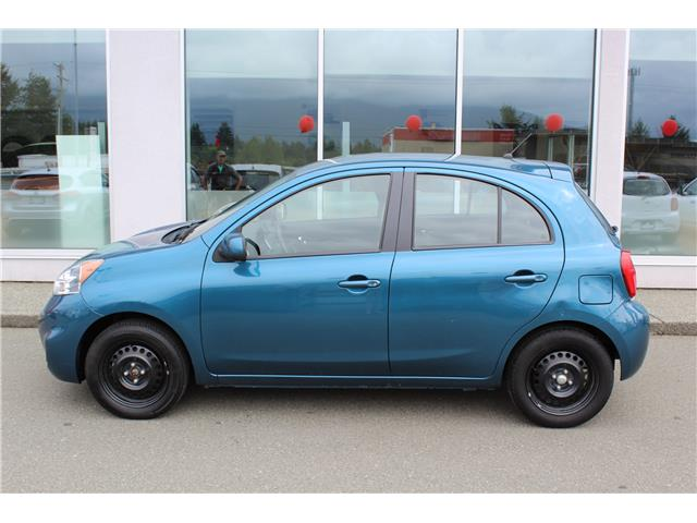 2016 Nissan Micra SV (Stk: 9R5628A) in Nanaimo - Image 2 of 9