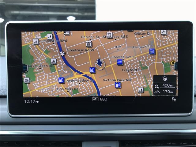 2018 Audi A5  (Stk: 28680A) in Markham - Image 19 of 24