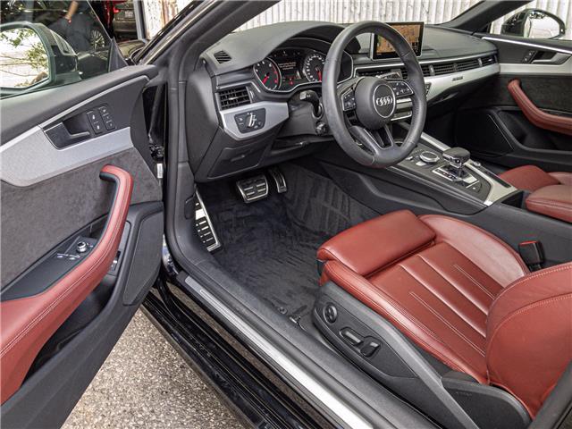 2018 Audi A5  (Stk: 28680A) in Markham - Image 12 of 24