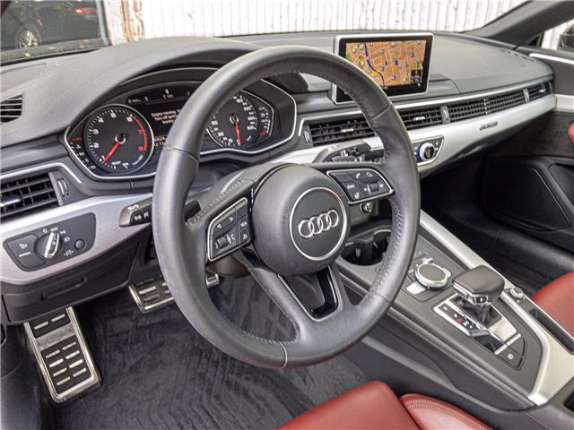 2018 Audi A5  (Stk: 28680A) in Markham - Image 14 of 24