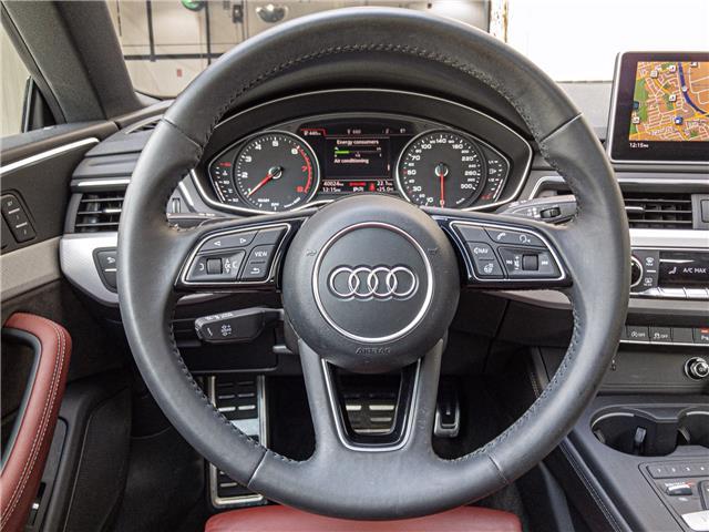 2018 Audi A5  (Stk: 28680A) in Markham - Image 15 of 24