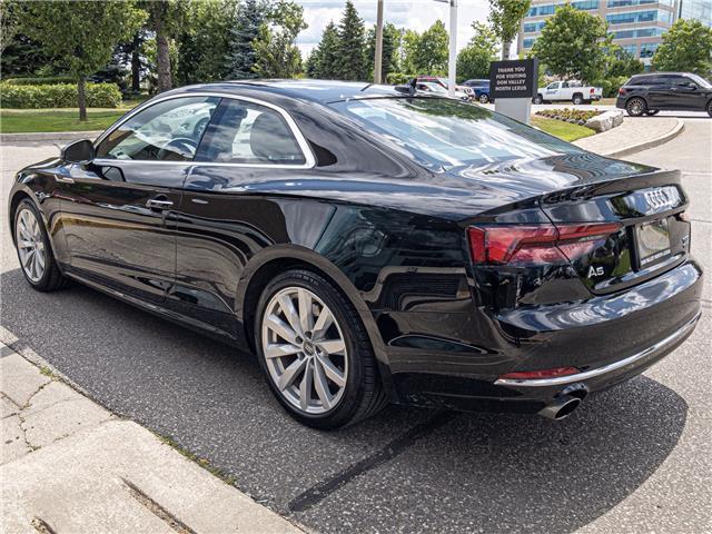 2018 Audi A5  (Stk: 28680A) in Markham - Image 7 of 24