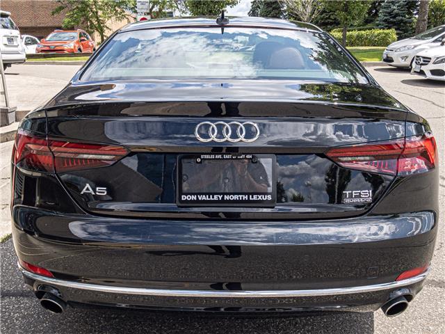 2018 Audi A5  (Stk: 28680A) in Markham - Image 8 of 24