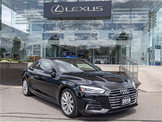 2018 Audi A5 2.0T Progressiv (Stk: 28680A) in Markham - Image 2 of 24