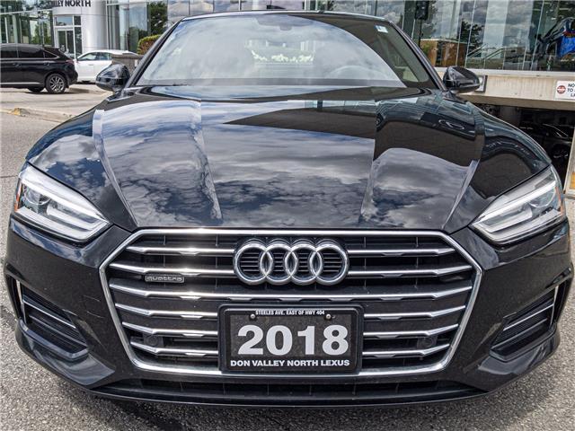 2018 Audi A5  (Stk: 28680A) in Markham - Image 3 of 24