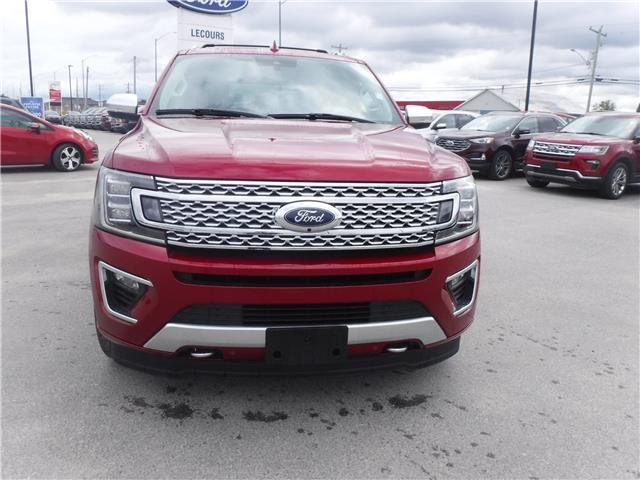2019 Ford Expedition Platinum (Stk: 19-440) in Kapuskasing - Image 2 of 14