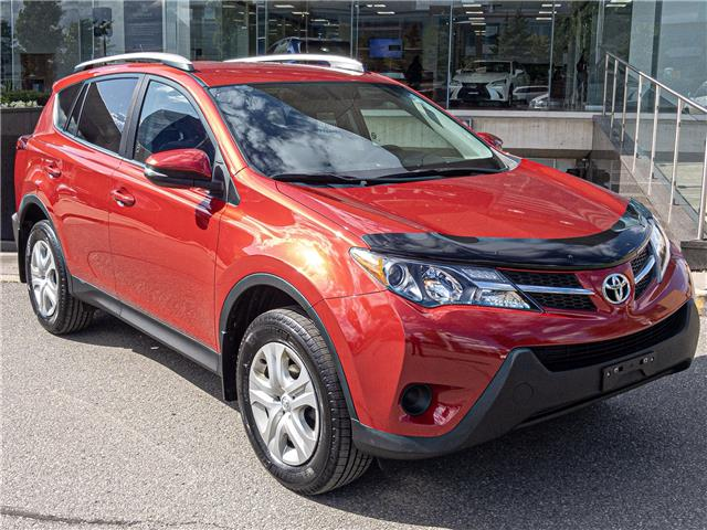 2014 Toyota RAV4 LE (Stk: 28649A) in Markham - Image 1 of 23