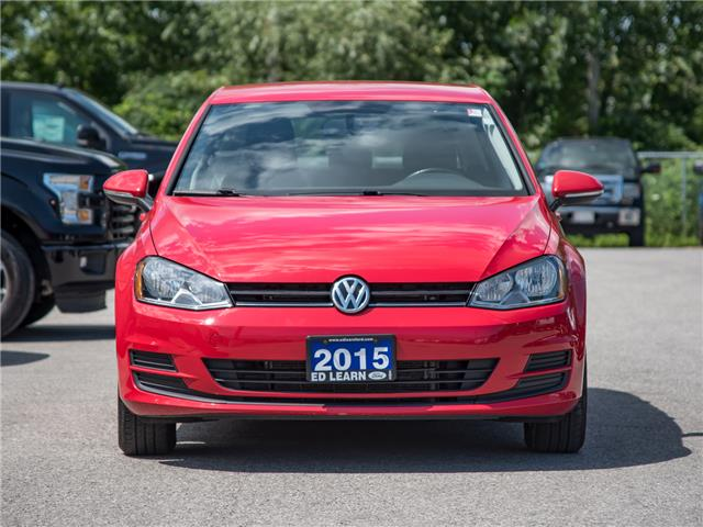 2015 Volkswagen Golf 1.8 TSI Comfortline (Stk: 19F1602T) in St. Catharines - Image 6 of 22