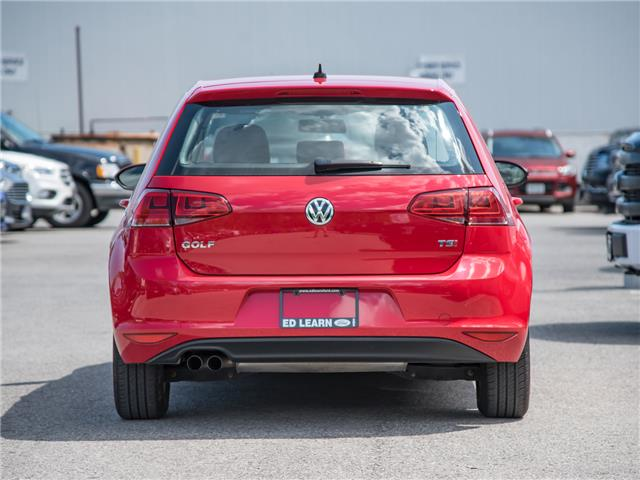 2015 Volkswagen Golf 1.8 TSI Comfortline (Stk: 19F1602T) in St. Catharines - Image 3 of 22