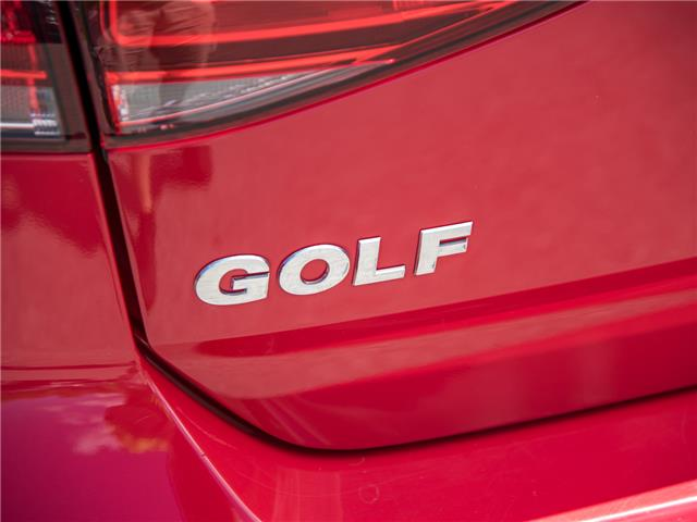 2015 Volkswagen Golf 1.8 TSI Comfortline (Stk: 19F1602T) in St. Catharines - Image 8 of 22