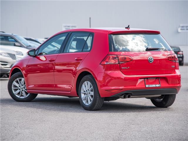 2015 Volkswagen Golf 1.8 TSI Comfortline (Stk: 19F1602T) in St. Catharines - Image 2 of 22