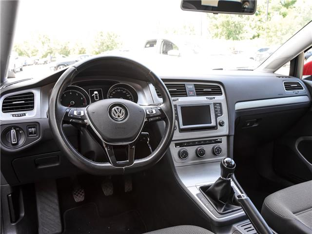 2015 Volkswagen Golf 1.8 TSI Comfortline (Stk: 19F1602T) in St. Catharines - Image 14 of 22
