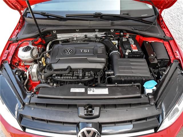 2015 Volkswagen Golf 1.8 TSI Comfortline (Stk: 19F1602T) in St. Catharines - Image 11 of 22