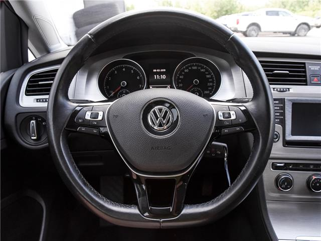 2015 Volkswagen Golf 1.8 TSI Comfortline (Stk: 19F1602T) in St. Catharines - Image 15 of 22