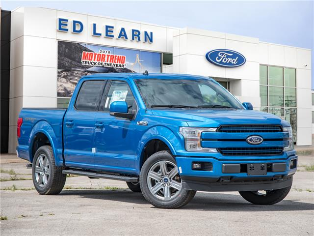 2019 Ford F-150 Lariat (Stk: 19F1659) in St. Catharines - Image 1 of 22