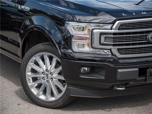 2019 Ford F-150 Limited (Stk: 19F1858) in St. Catharines - Image 7 of 24