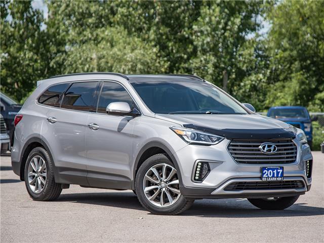 2017 Hyundai Santa Fe XL Luxury (Stk: 19MC851T) in St. Catharines - Image 1 of 25