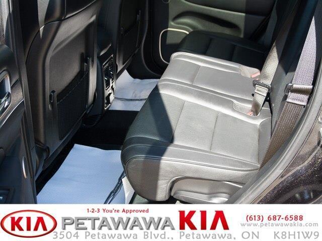 2015 Jeep Grand Cherokee Summit (Stk: P0013) in Petawawa - Image 25 of 26