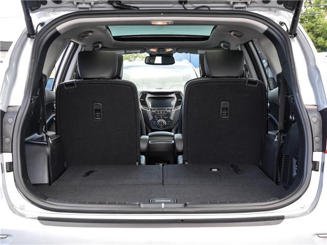 2017 Hyundai Santa Fe XL Ultimate (Stk: 19MC851T) in St. Catharines - Image 4 of 25