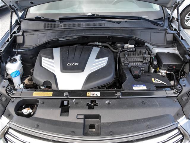 2017 Hyundai Santa Fe XL Ultimate (Stk: 19MC851T) in St. Catharines - Image 11 of 25