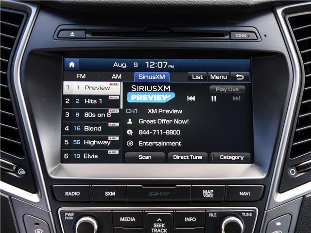 2017 Hyundai Santa Fe XL Ultimate (Stk: 19MC851T) in St. Catharines - Image 20 of 25