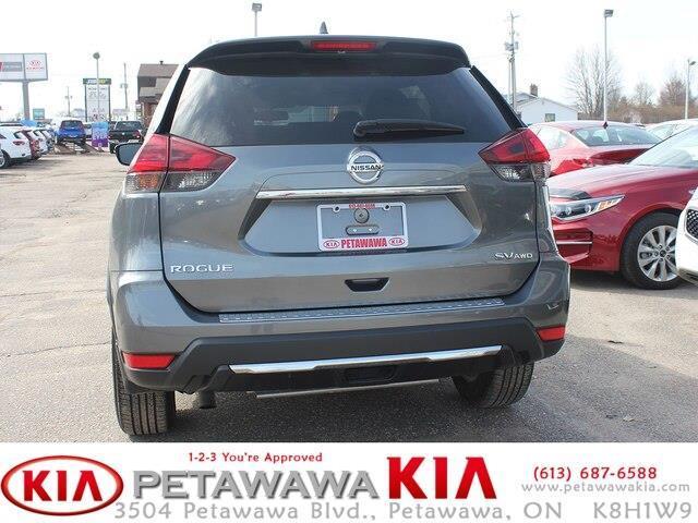 2018 Nissan Rogue SV (Stk: 19020-1) in Petawawa - Image 5 of 18