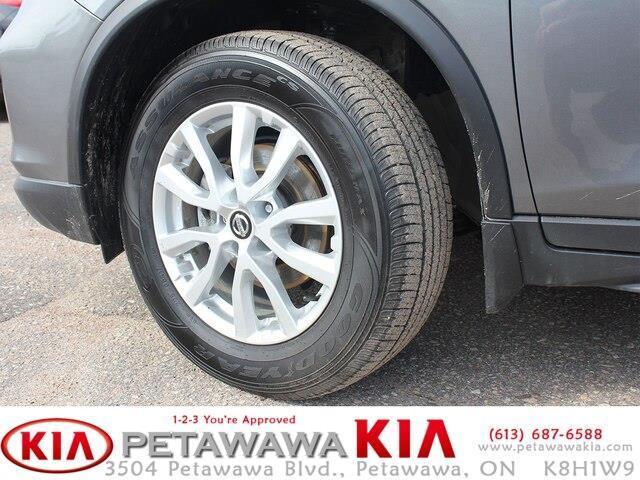 2018 Nissan Rogue SV (Stk: 19020-1) in Petawawa - Image 8 of 18