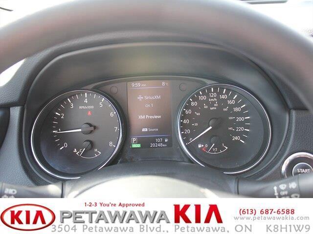 2018 Nissan Rogue SV (Stk: 19020-1) in Petawawa - Image 13 of 18