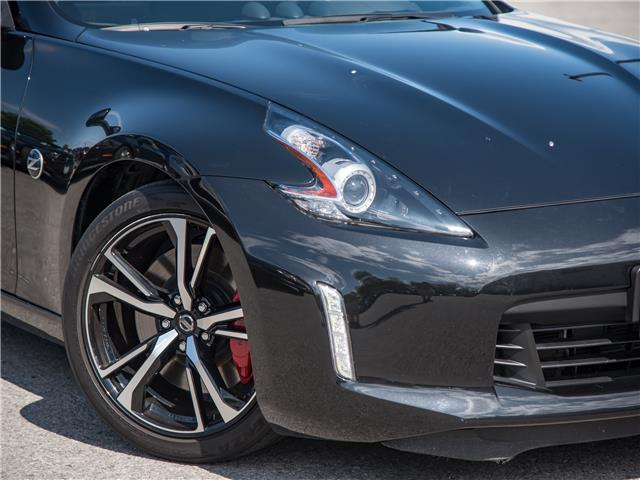 2018 Nissan 370Z Touring Sport (Stk: 19MU806T1) in St. Catharines - Image 7 of 23