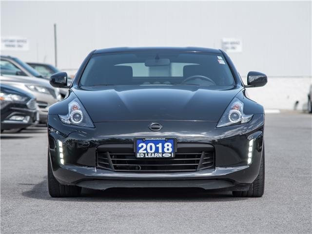 2018 Nissan 370Z Touring Sport (Stk: 19MU806T1) in St. Catharines - Image 6 of 23