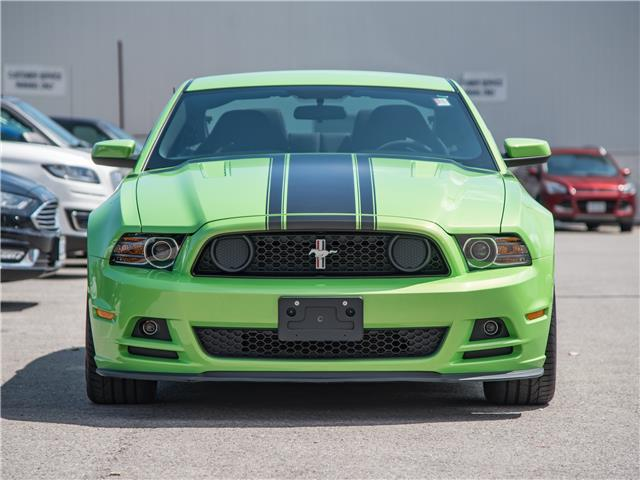 2013 Ford Mustang Boss 302 (Stk: 19NV584T) in St. Catharines - Image 5 of 24