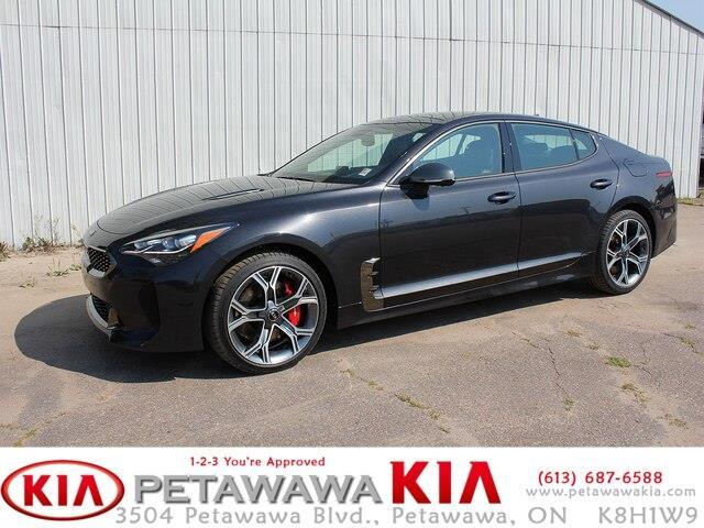2019 Kia Stinger  (Stk: 19226) in Petawawa - Image 1 of 12