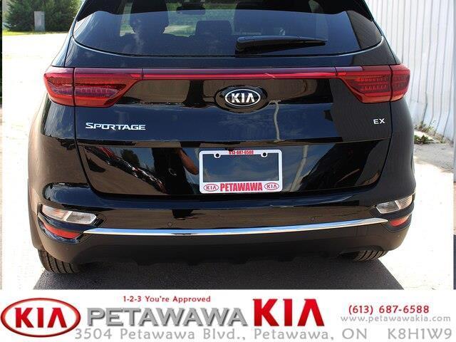 2020 Kia Sportage EX (Stk: 20050) in Petawawa - Image 11 of 12