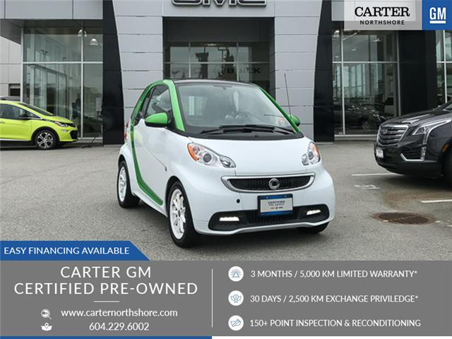 2014 Smart fortwo electric drive Passion (Stk: 972541) in North Vancouver - Image 1 of 27