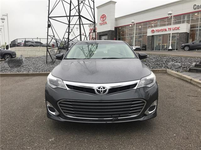 2013 Toyota Avalon XLE (Stk: 2898) in Cochrane - Image 2 of 14