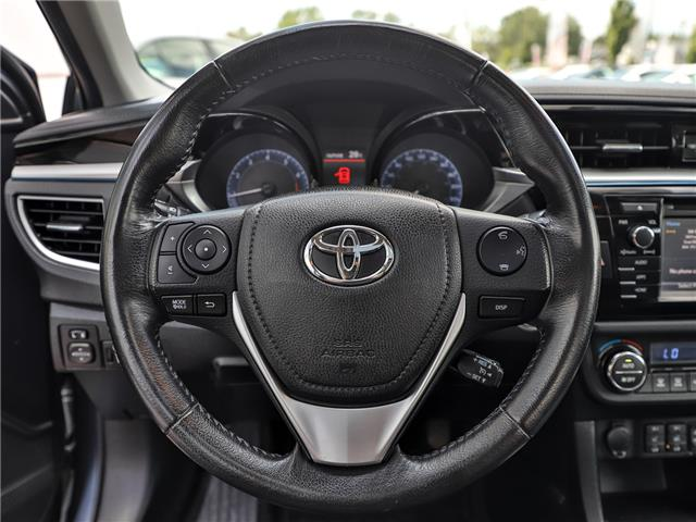 2016 Toyota Corolla S (Stk: P3504) in Welland - Image 14 of 22