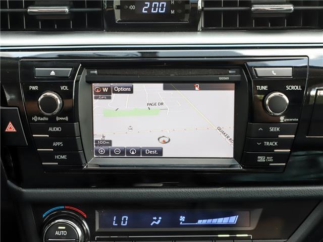 2016 Toyota Corolla S (Stk: P3504) in Welland - Image 18 of 22