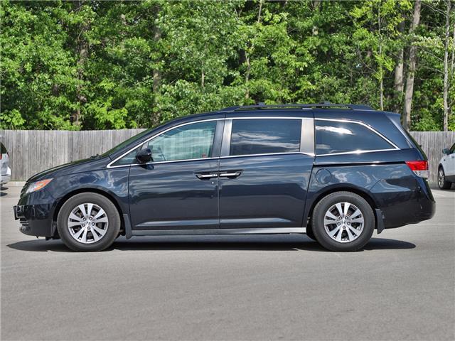2015 Honda Odyssey EX-L (Stk: P3511) in Welland - Image 2 of 25