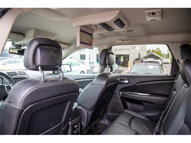2017 Dodge Journey GT (Stk: M1314) in Abbotsford - Image 10 of 26