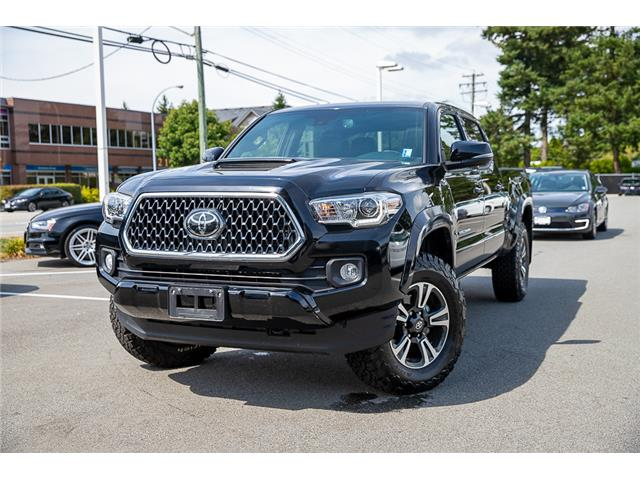 2018 Toyota Tacoma SR5 (Stk: VW0952) in Vancouver - Image 3 of 29