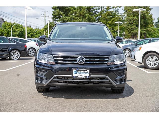 2019 Volkswagen Tiguan Trendline (Stk: VW0951) in Vancouver - Image 2 of 23