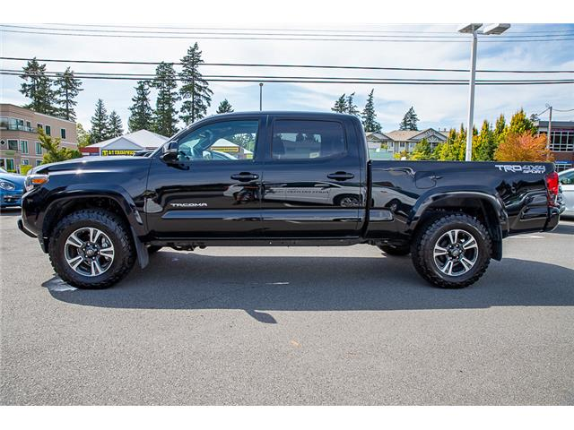 2018 Toyota Tacoma SR5 (Stk: VW0952) in Vancouver - Image 4 of 29