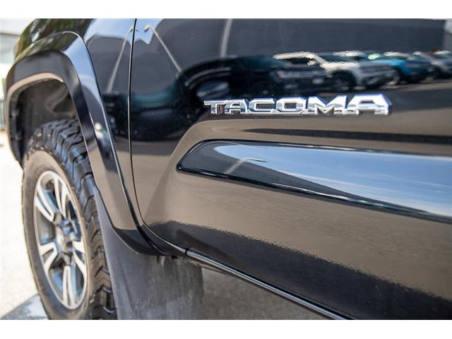 2018 Toyota Tacoma SR5 (Stk: VW0952) in Vancouver - Image 13 of 29