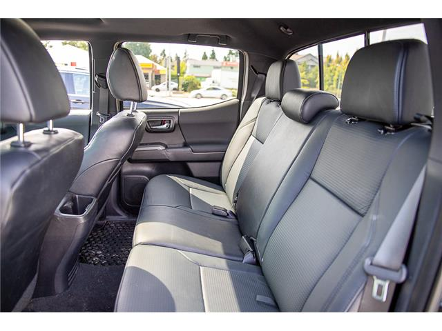 2018 Toyota Tacoma SR5 (Stk: VW0952) in Vancouver - Image 17 of 29