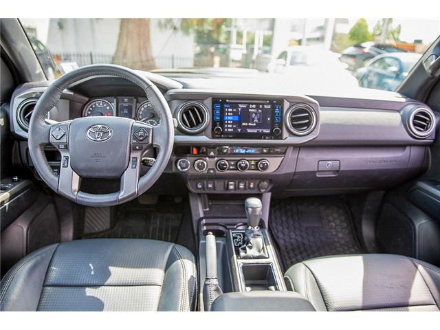 2018 Toyota Tacoma SR5 (Stk: VW0952) in Vancouver - Image 18 of 29