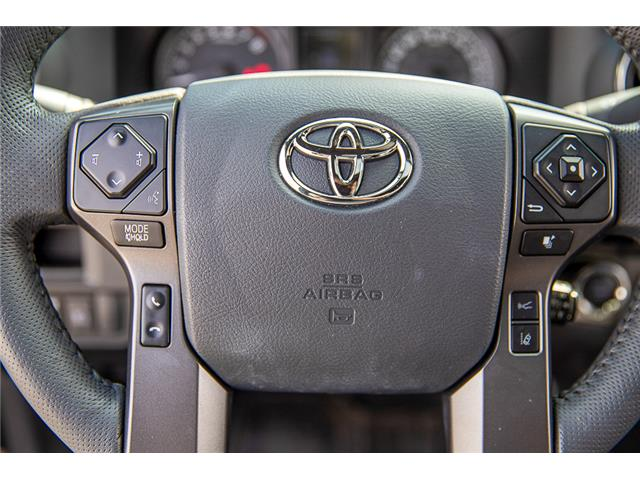 2018 Toyota Tacoma SR5 (Stk: VW0952) in Vancouver - Image 22 of 29