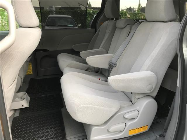 2013 Toyota Sienna LE 8 Passenger (Stk: 349604) in Abbotsford - Image 8 of 24